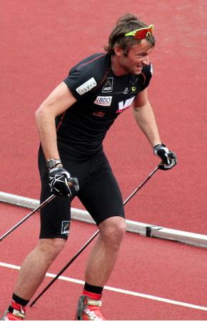 Petter Northug. Photo: Chell Hill