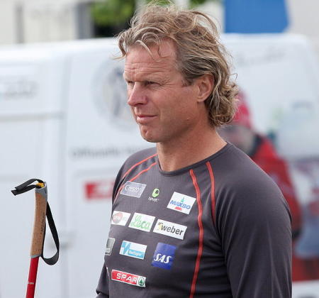 Åge Skinstad, Norwegian National Team Head Coach. photo: Jarle Vines
