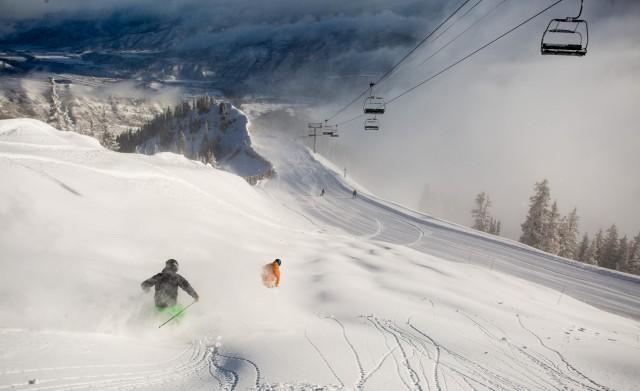 Jeremy Swanson, Aspen Snowmass