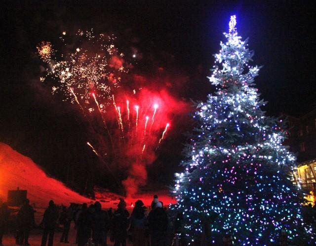 Copper Fireworks