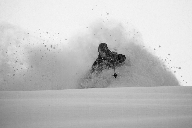 Jason Lombard, Wolf Creek. Featured: Chris Bilbrey Wolf Creek Ski Patrol