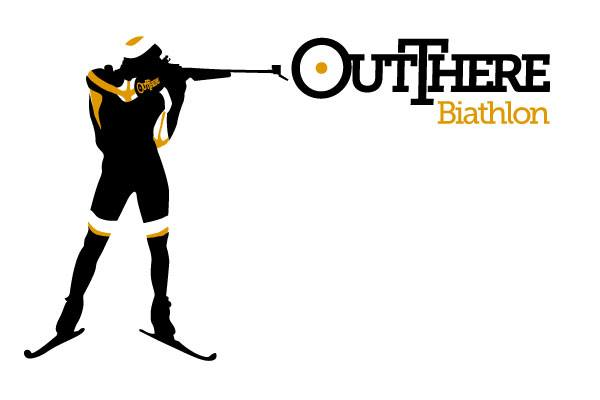 One of the logos for the Out There Biathlon and Nordic Team. in the 2014/2015 season the team boasts eight athletes from eight different countries. (Photo: Out There/Facebook)