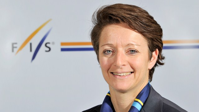 Sarah Lewis, secretary general of the Global Ski Federation. (FIS file photograph)