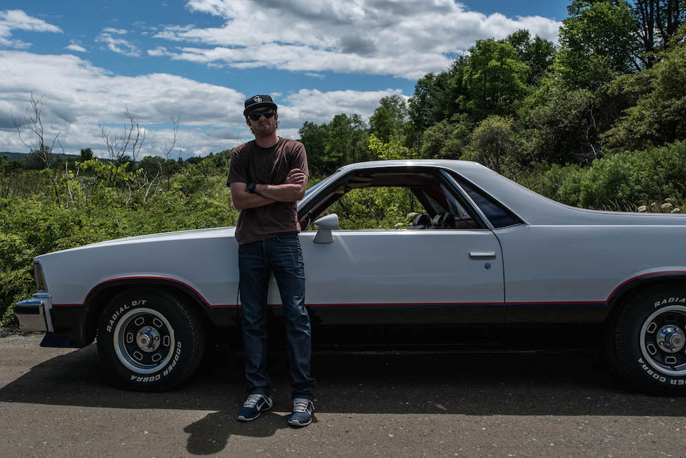 If you want to be as cool and go as fast as Tad Elliott, you need to first buy a bad-ass El Camino and then next get a Suunto Ambit 3 heart rate monitor and Firstbeat HRV software