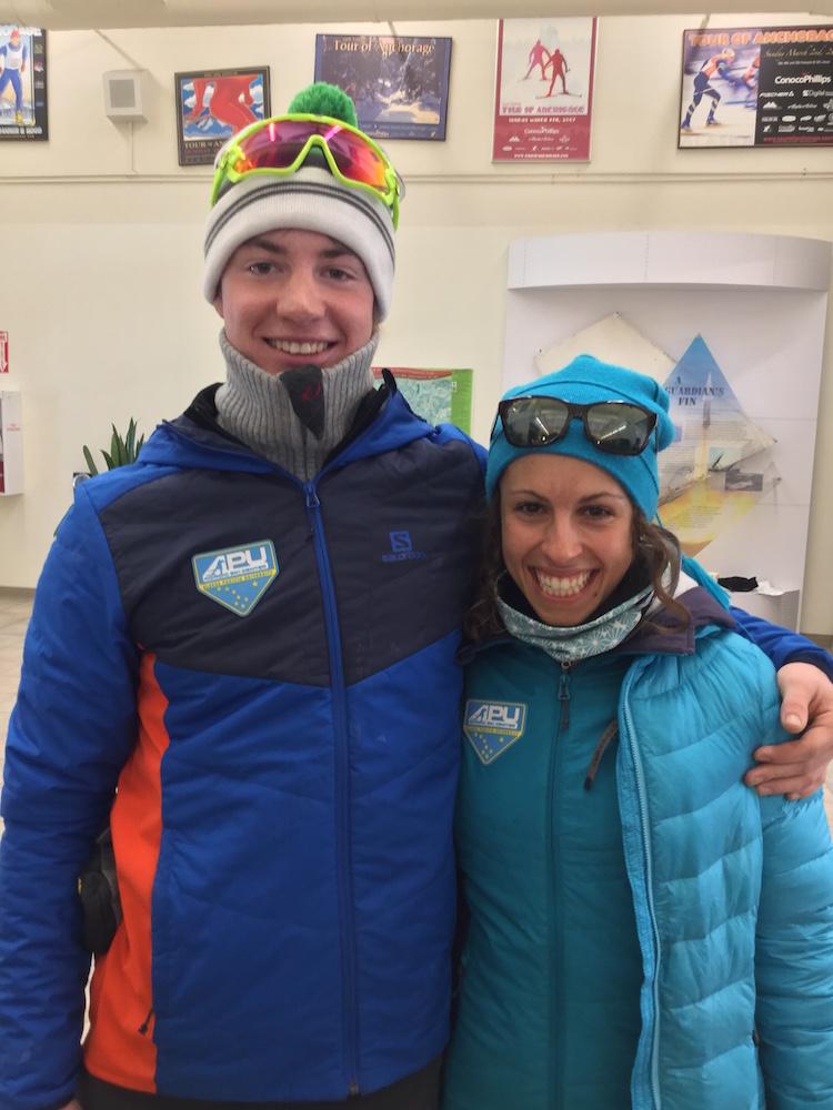 484d4 ski Thomas and Frankie