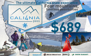 NEW! Cali4nia Pass