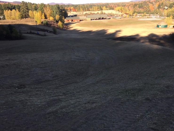 584e0 ski top of bank stadium turn