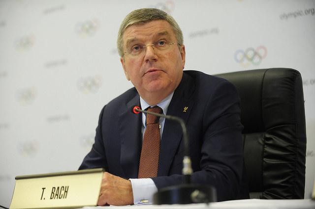 International Olympic Commitee President Thomas Bach. (Photo: Fernando Frazão/Agência Brasil via Flickr Creative Commons)