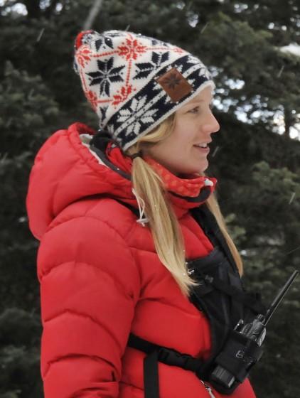 Former Bridger Ski Foundation (BSF) elite team racer Kristina Trygstad-Saari was recently named head coach of the BSF elite nordic team. (Photo: Mary Klotz)