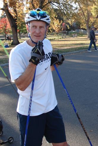 University of Colorado-Boulder Head Coach Bruce Cranmer in 2012.