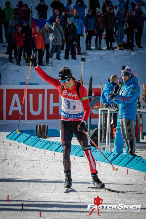 Canada's Brendan Green acknowledges the crowd at the IBU World Cup mixed relay in Canmore, Alberta, right after anchoring his group to sixth, tying a staff greatest. &quotIt was actually exciting and certainly unique,&quot he stated of the knowledge racing at house. (Photo: Daniel S. Guay)