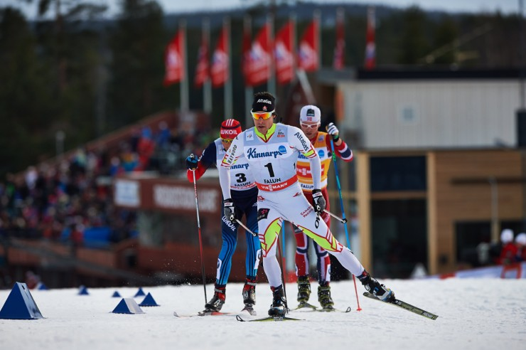 Canada's Alex Harvey started 1st and finished 2nd in the men's 15 k freestyle pursuit at World Cup Finals for a job-very best third general in the Planet Cup. (Photo: Fischer/Nordic Focus)
