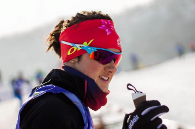 Olivia Bouffard-Nesbitt (Rocky Mountain Racers) at U23 Planet Championships last week in Almaty, Kazakhstan. There, the 22-yr-old Bouffard-Nesbitt posted the best consequence of her profession (12th in the 15 k skiathlon) and was therefore named to the Canadian Globe Championships team. (Photograph: Raphaël Couturier)