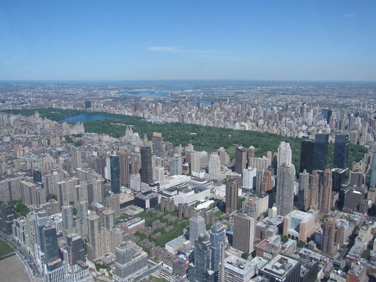 Could Central Park host a World Cup city sprint? (Photo: Gryffindor, Wikipedia Commons)