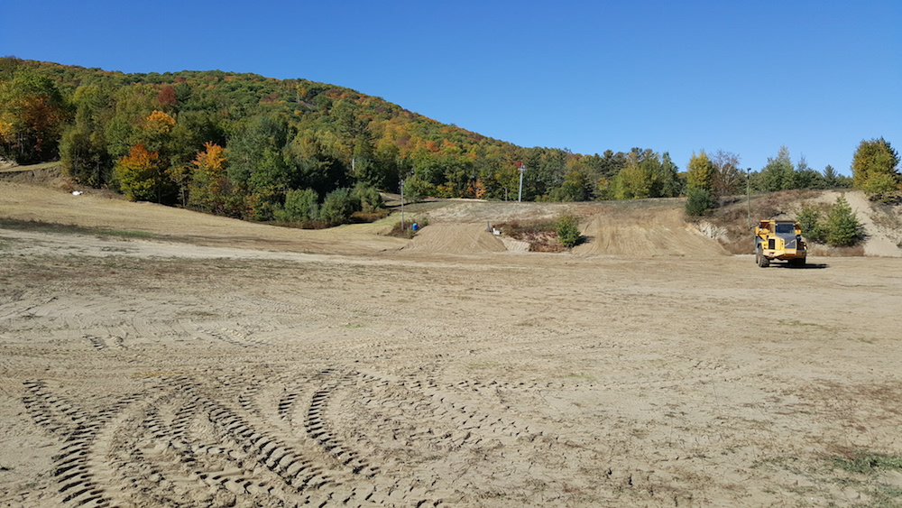 A look at the newly homologated Ski Bowl in North Creek, N.Y. (Photo: Mike Pratt)