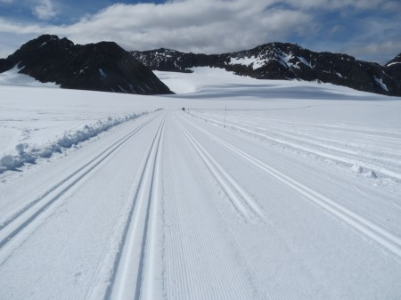 &quotThe Stadium&quot on Eagle Glacier. (Photograph: Shannon Gramse/Flickr)