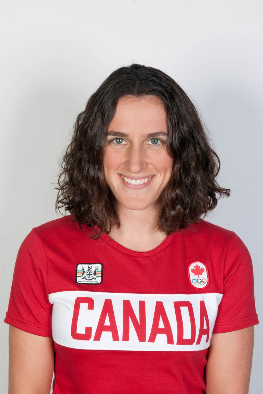 Tara Whitten (Photo: Canadian Olympic Team)