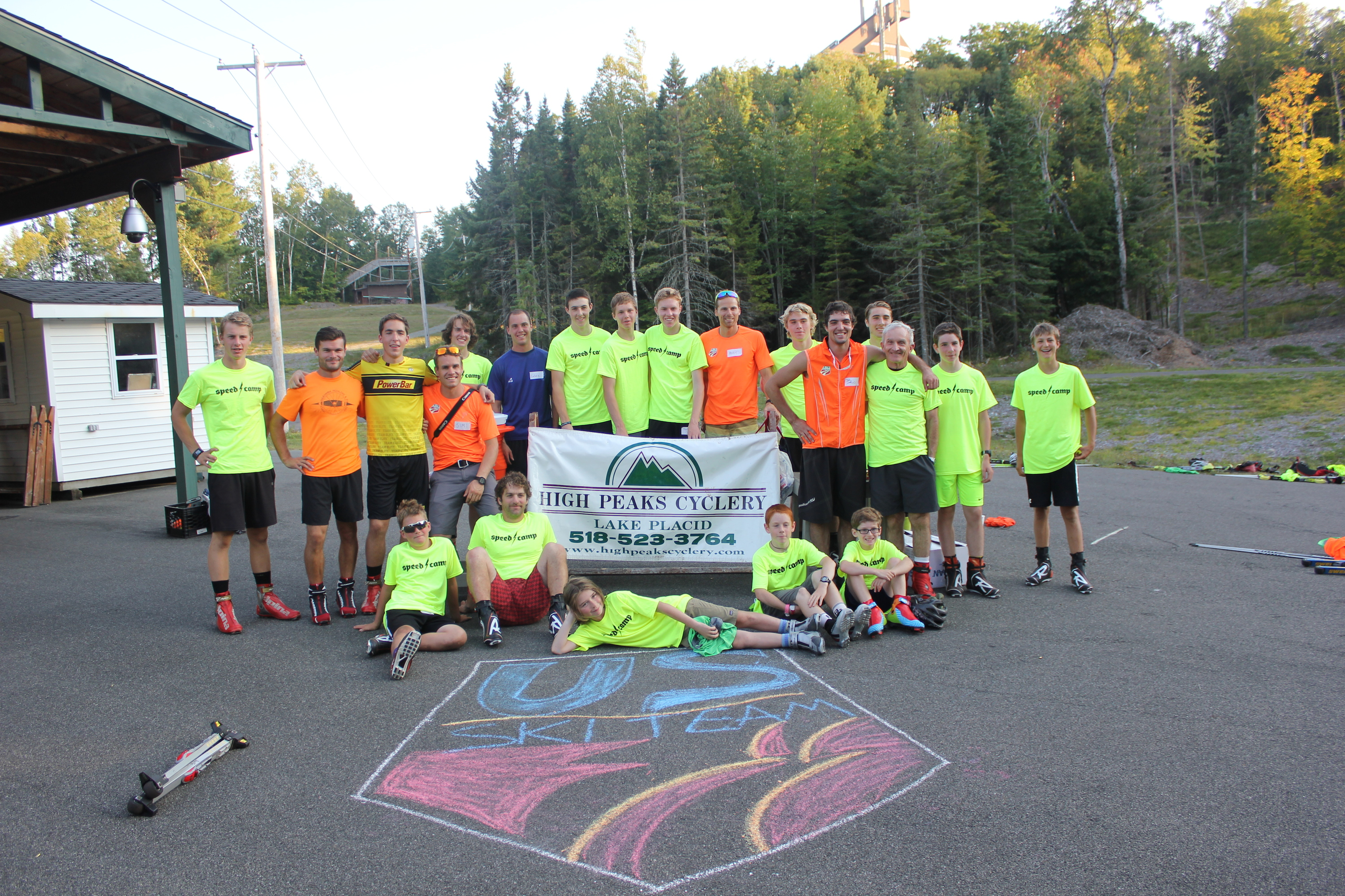 Lake Placid Pace Camp