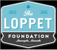 Loppet Foundation logo